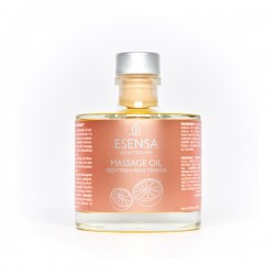 Massage Oil Mediterian Orange