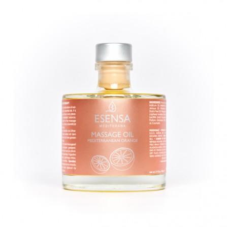 Massage Oil Mediterian Orange